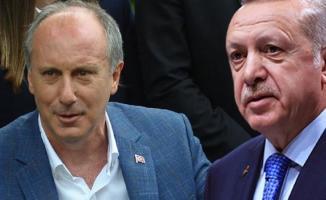 Muharrem İnce Cumhurbaşkanı Erdoğan'ın o sözlerine cevap verdi!