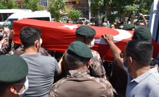 Özel harekat polisi 5 günlük yaşam mücadelesini kaybetti!
