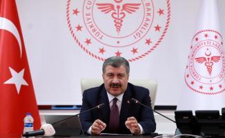 Sağlık Bakanı Koca'dan son dakika açıklaması!