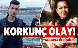 Son dakika Merve Yeşiltaş sosyal medyanın gündemine oturdu! Sevgilisi tarafından yakılarak öldürüldü