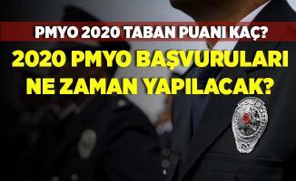 TYT Polislik taban puanları 2020! 2020 PMYO başvuruları ne zaman yapılacak?