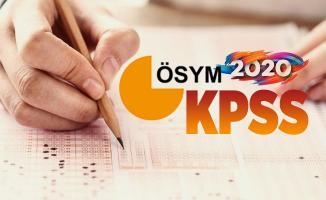 2020 KPSS Ortaöğretim sınavı başvurusu ne zaman? 2020 KPSS Ortaöğretim başvuru ücreti ne kadar?