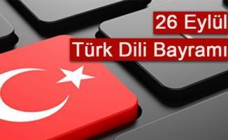26 Eylül Türk Dil Bayramı nedir? Cumhurbaşkanı Erdoğan açıklama yaptı!