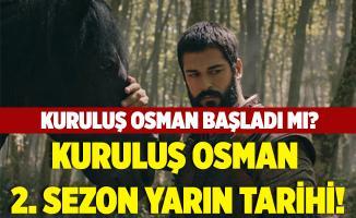 ATV Kuruluş Osman dizisi başladı mı? Kuruluş Osman dizisi yayın tarihi! Kuruluş Osman dizisi yeni bölüm..