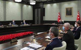 Cumhurbaşkanlığı'ndan 4 saat 10 dakika süren toplantı sonrasında flaş açıklama!