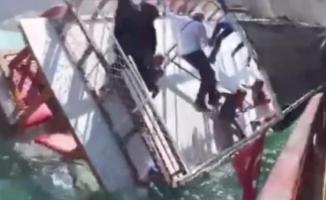 Halfeti'de tur teknesinin neden battığı ortaya çıktı!