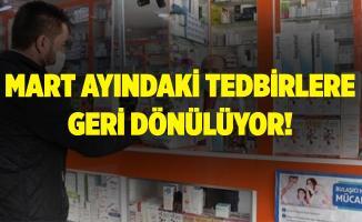 İstanbul Eczacı Odası Başkanı Sarıalioğlu'ndan flaş açıklama! Mart ayındaki tedbirlerimize geri döneceğiz!
