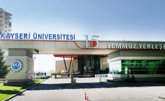 KPSS 50 puanıyla Kayseri Üniversitesi personel alımı yapacak!