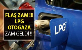 LPG otogaza yine zam! LPG zammı bu gece yarısından itibaren geçerli olacak!