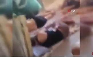 Lübnan'da tedavi edilmeyen koronalı mahkumların koğuştaki görüntüleri tepkiye yol açtı!