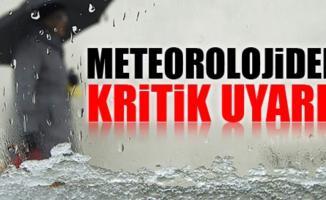 Meteoroloji 3 ili işaret ederek uyardı! Önleminizi alın çok kuvvetli geliyor