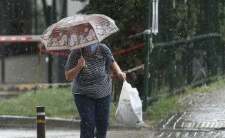 Meteoroloji Genel Müdürlüğü il il açıkladı! Bugün ve yarın çok kuvvetli geliyor!
