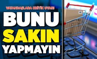 Online Alışveriş Yaparken Sakın Bunu Yapmayın !