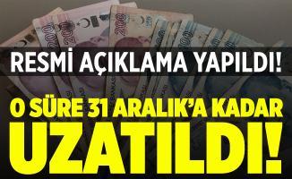 Resmi Gazete'de yayımlandı! Bazı ürünlerin ilave gümrük vergileri uzatıldı!
