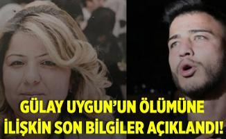 Son dakika Gülay Uygun'un ölümüyle ilgili Cumhuriyet Başsavcılığı'ndan flaş açıklama! Elinde..