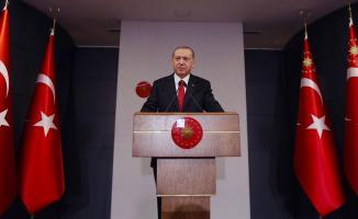 Son dakika Cumhurbaşkanı Erdoğan'dan flaş açıklama!