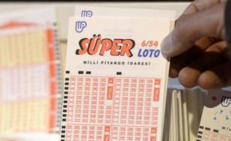 20 Ekim Süper Loto çekiliş sonuçları açıklandı! Milli Piyango Online sorgulama! Süper Loto çekiliş şanlı numaralar açıklandı!