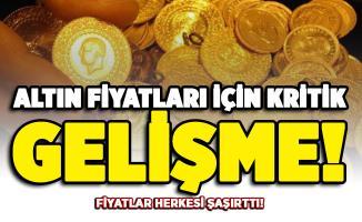 26 Ekim altın fiyatlarında kritik gelişme! İşte gram altın ve çeyrek altın fiyatları