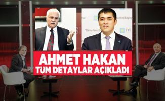 Ahmet Hakan tüm detayları açıkladı! Ümit Özdağ bombası nasıl patladı?
