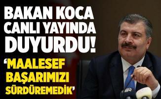 Bakan Koca canlı yayında açıkladı! İstanbul için yeni tedbirler! Mesai saatleri, AVM, toplu ulaşım, kutlama ve törenler..