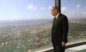 Cumhurbaşkanı Erdoğan'dan İzmir depremi açıklaması!