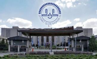 DİB kurum içi naklen sınav sonuçları erişime açıldı!