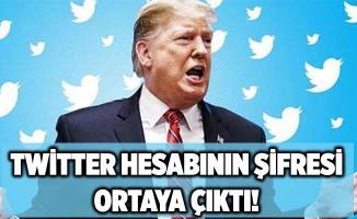 Donald Trump'un Twitter hesabı hacklendi! Şifresi tüm dünyayla paylaşıldı! Donald Trump Twitter şifresi!