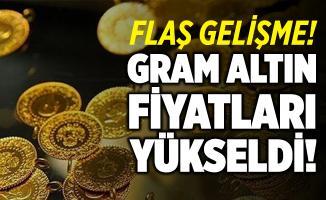 Flaş gelişme! Gram altın çok sert yükseldi! Altın fiyatları ne kadar?
