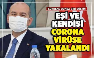 Gündeme bomba gibi düştü! İçişleri Bakanı Süleyman Soylu corona virüse yakalandı iddiası