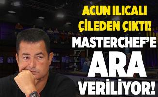 Herkesi şoke eden iddia! MasterChef Türkiye'ye ara veriliyor!