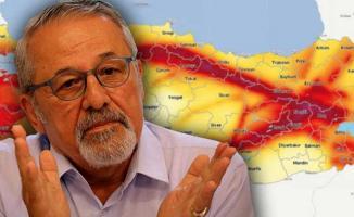 İzmir depremini önceden uyaran Naci Görür o ilimizi de uyardı!