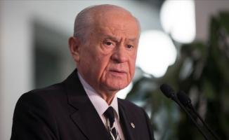 MHP Genel Başkanı Bahçeli öncelikli hedefi açıkladı!