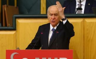 MHP Lideri Bahçeli'den erken seçim açıklaması!