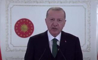 Son dakika Cumhurbaşkanı Erdoğan'dan kritik açıklama! Yüzde 34'e çıkarıldı