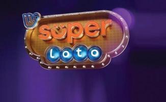 Süper Loto çekiliş sonuçları belli oldu! Süper Loto sonuçları burada! Süper Loto kazandıran numaralar açıklandı!
