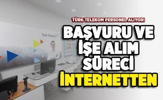 Türk Telekom personel alımı yapıyor! Başvurular ve işe alım süreci internetten