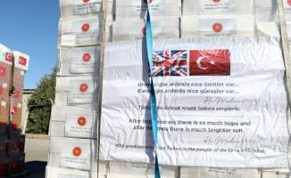Türkiye'nin sağlık malzemesi yardımı yaptığı İngiltere'den şoke eden Türkiye kararı! 14 gün karantina şartı getirildi!