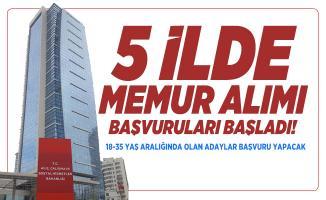 Aile Çalışma ve Sosyal Hizmetler Bakanlığı 5 ilde memur alımı yapacak! 18-35 Yaş aralığında olan adaylar başvuru yapacak