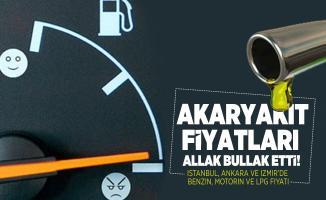 Akaryakıt fiyatları allak bullak etti! Benzin, Motorin ve LPG fiyatı ne kadar?