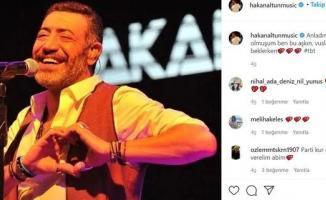 Hakan Altun ile Gonca Vuslateri aşk mı yaşıyor? Sosyal Medyadan Şifreli Mesaj