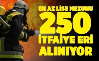 İstanbul Büyükşehir Belediye Başkanlığı (İBB) en az lise mezunu 250 itfaiye eri alımı başvuruları başladı!