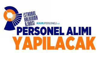 İstanbul Kalkınma Ajansı personel alımı yapacak!