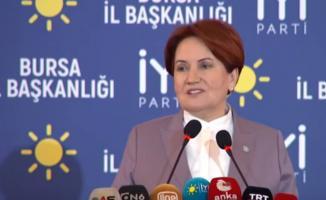 İYİ Parti'nin oy oranını Genel Başkan Akşener açıkladı! Bugün seçim olsa İYİ Parti alacağı oy oranı