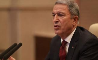 Milli Savunma Bakanı Akar'dan flaş TSK açıklaması