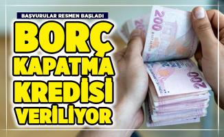 QNB Finansbank borç kapatma kredisi veriyor!