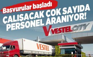 Vestel bünyesinde çalışacak çok sayıda personel aranıyor! Başvurular başladı
