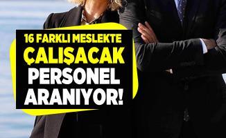 16 Farklı meslekte TRT'de çalışacak personel aranıyor! KPSS şartı yok