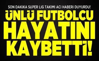 Son dakika Süper Lig takımı acı haberi duyurdu! Ünlü futbolcu Mohamed Abarhoun hayatını kaybetti!