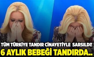 Tüm Türkiye sarsıldı! Müge Anlı tandır cinayeti herkesin kanını dondurdu! 6 aylık bebeği tandırda..