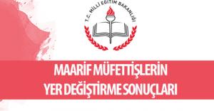 8 Yıl Süre Görev Yapan Maarif Müfettişlerinin Yer Değiştirme Sonuçları Açıklandı
